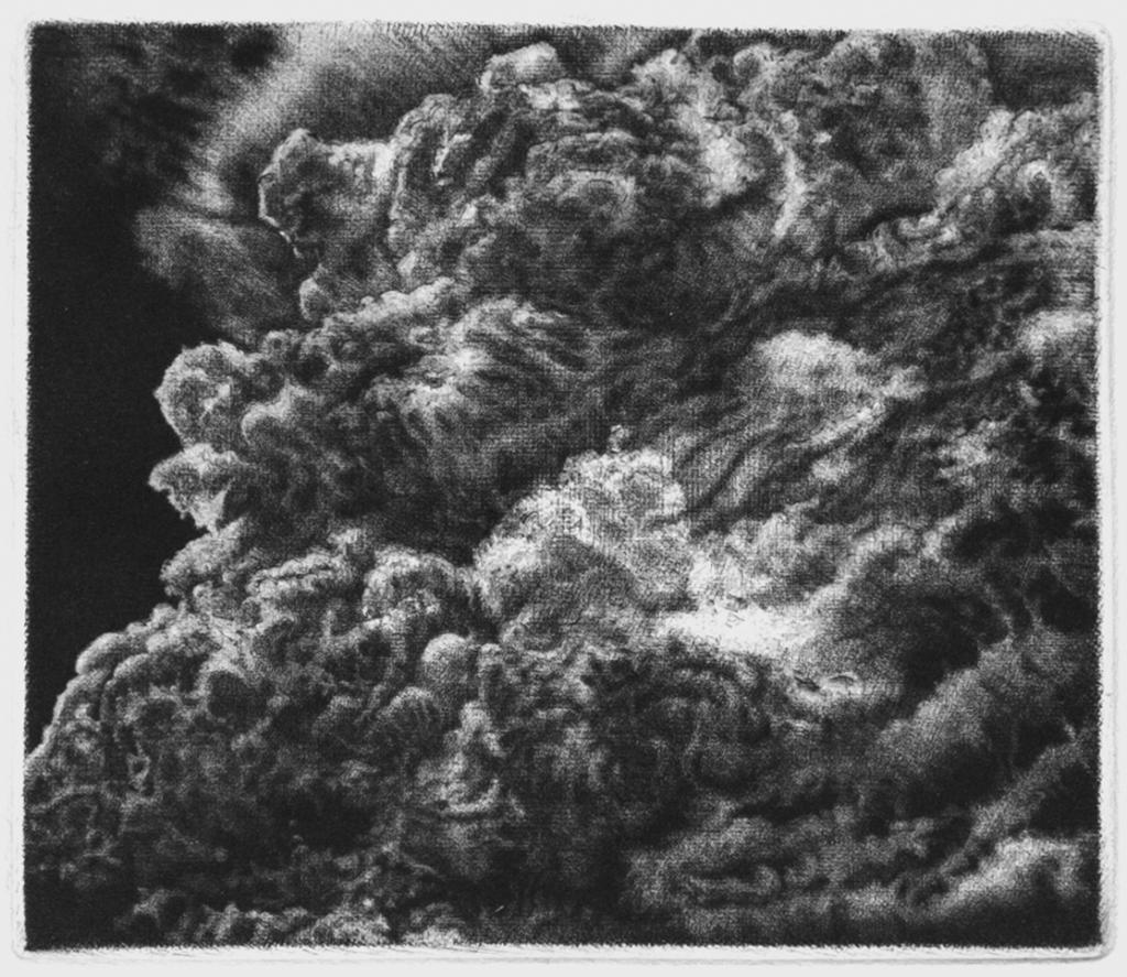 Cumulus Clouds #1