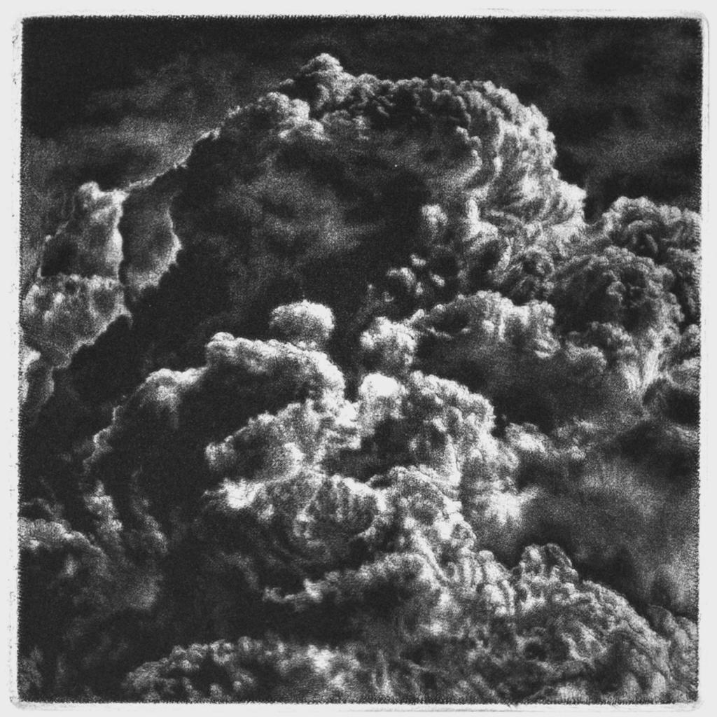 Cumulus Clouds #3