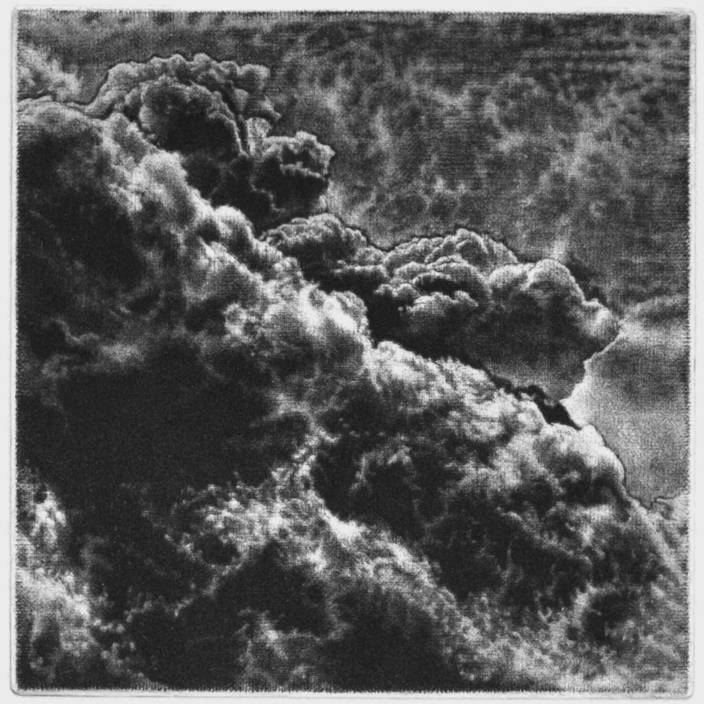 Cumulus Clouds #4