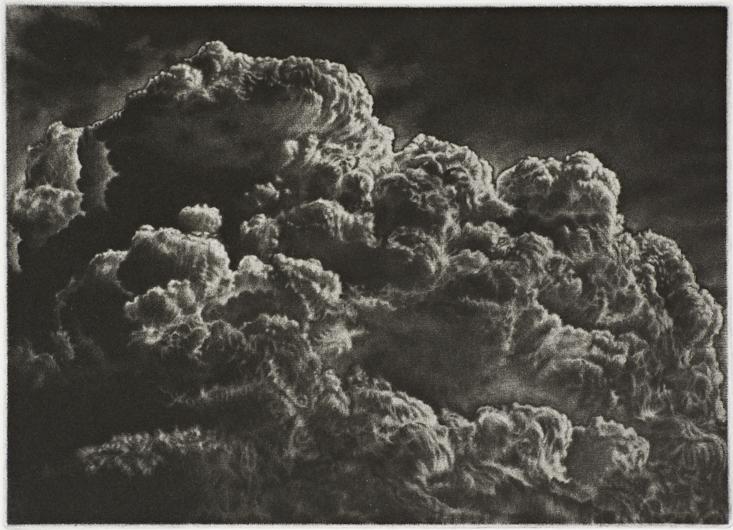 Cumulus Clouds #6